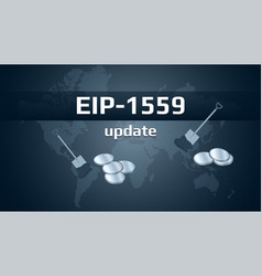 Eip-1559 ethereum network update affects vector