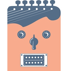 Music Dial Pickup Face vector
