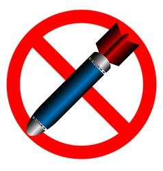 Stop bombing vector