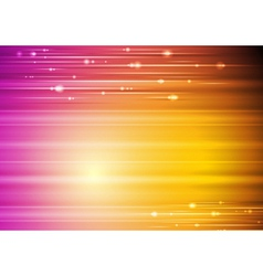 Shiny light backdrop vector image vector image