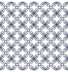 Ornament for fabric vector image