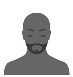 avatar men vector image