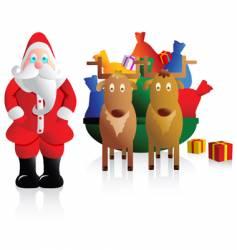 Christmas clip-art vector