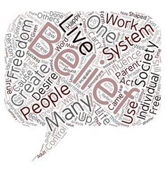 Develop A Belief System That Works For You text vector