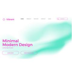 vibrant gradient background vector image