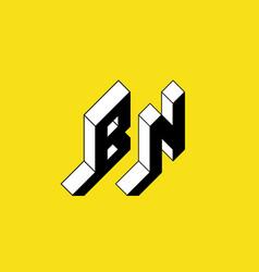Bn - international 2-letter code or national vector