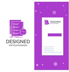 Business logo for todo task list check time vector