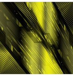 Green Grid background vector