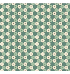 Abstract seamless retro background vector image vector image