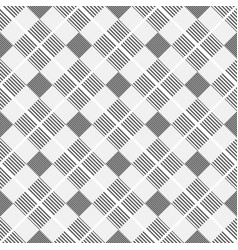striped geometric pattern - seamless vector image