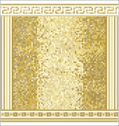 Roman style background vector