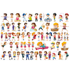 Set people character vector