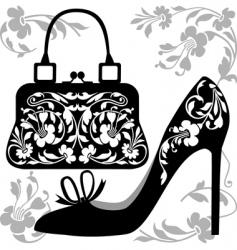 fashion concept vector image vector image