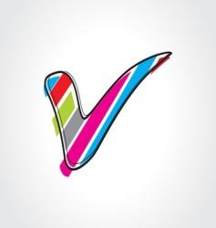 check list symbol vector image