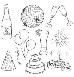 Party collection vector