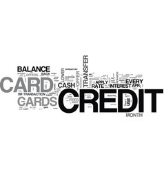 Which credit card to apply for tips to help you vector