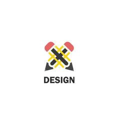 design logo vector image