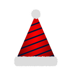 isolated party hat icon vector image