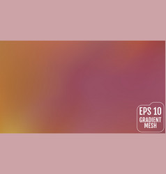 abstract blurred gradient background with light vector image