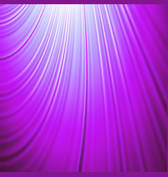 Pink wave abstract background creative blurred vector