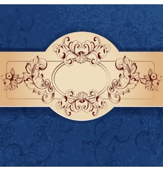 Vintage sketch background vector