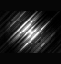 Abstract black and white color background vector