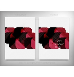 Flyer Brochure Design Templates Layouts vector