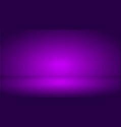 empty studio background vector image