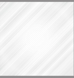 abstract lines diagonal striped pattern with gray vector image vector image