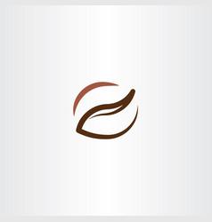 Coffee icon line logo design symbol vector