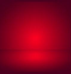 Empty studio background vector