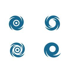 Vortex icon logo vector
