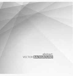 gray abstract striped bacground copy space vector image