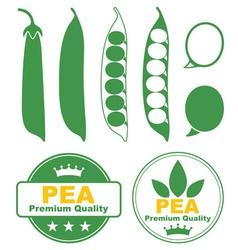 Pea vector