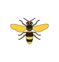 Bee-380x400 vector image
