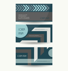 Company catalog contemporary layout business vector