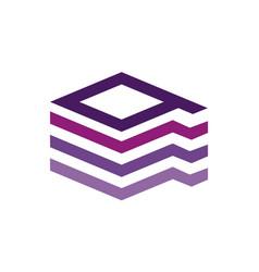 Letter q modern logo vector