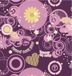 dare to dream seamless pattern vector image