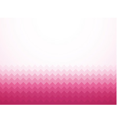 Modern pink background with pointy peaks vector
