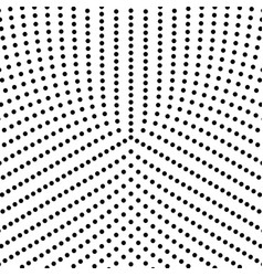 Retro dot pattern background - abstract design vector