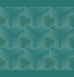 Seamless abstract geometric vector