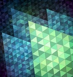 Vivid Mosaic vector image vector image