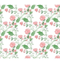 Seamless pattern with vector