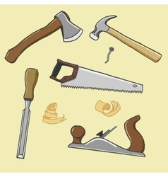 Carpenter instrument vector