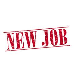 New job vector