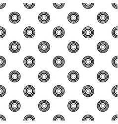 bearing pattern vector image