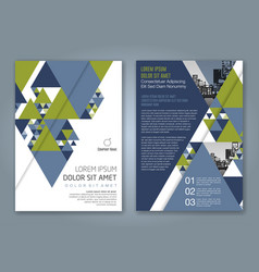 Cover annual report 1150 vector