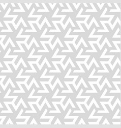 Geometric seamless pattern abstract vector