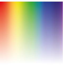 light rainbow mesh background vector image