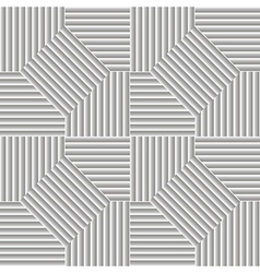 Simple white gray background vector image vector image